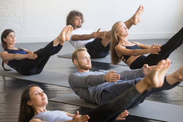 KM Physio Mat Pilates