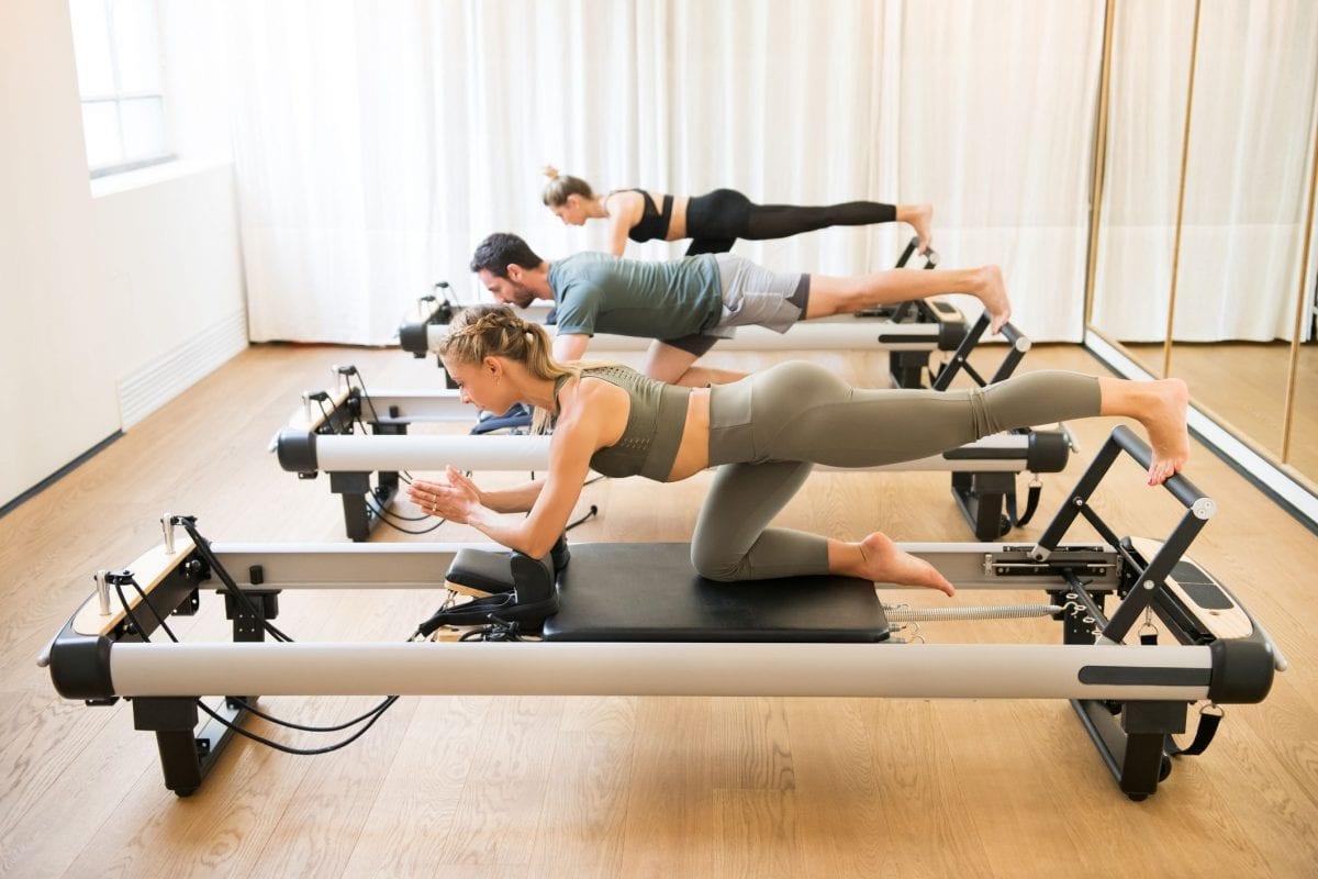 KM Physio Pilates Reformer
